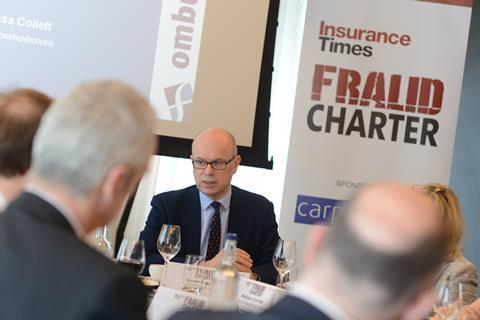 Fraud Charter - March 2015